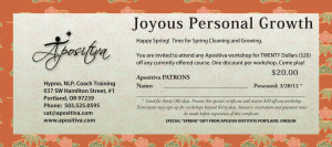 Invitation to Apositiva