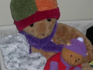 Teddy Bears  Understand - Photo by Cat Wilson