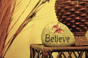 Believe in Yourself by Rich Aanrich