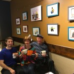 Cafe Character Art Show - with Cat Wilson